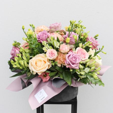 Gėlių dėžutė mamai