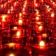 Vėlinių žvakutės